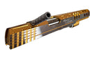 Airsoft Masterpiece Shuey Custom Open Kit 2 TONES GOLD - ssairsoft