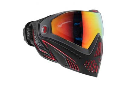 DYE I5 FIRE BLACK/RED - ssairsoft