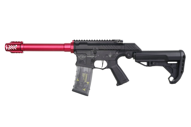 G&G Airsoft SSG-1 USR AEG - Red Combo (Includes 11.1v LiPo & Charger) - ssairsoft