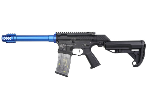G&G Airsoft SSG-1 USR AEG - Blue Combo (Includes 11.1v LiPo & Charger) - ssairsoft