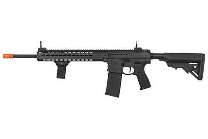 "Lancer Tactical Warlord Type B Carbine 10.5"" (Black) - ssairsoft"