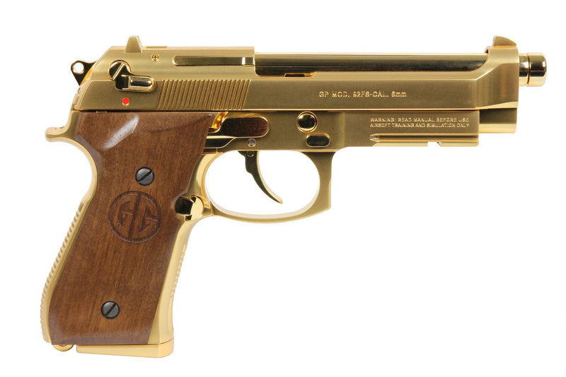 GPM92 GP2 Gold [LIMITED EDITION] - ssairsoft