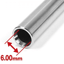 6.00mm Inner Barrel for 7 inches (162.5mm) - ssairsoft