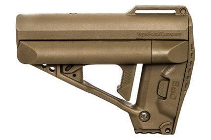 VFC QRS STOCK 6MM-TAN - ssairsoft