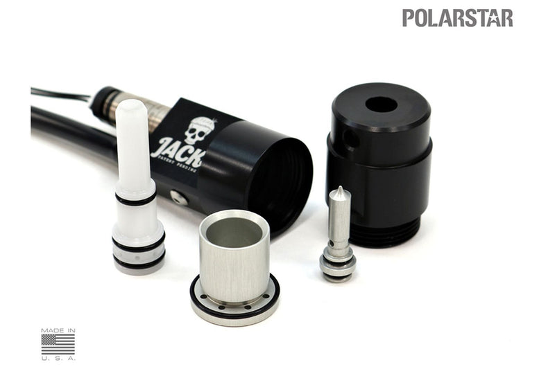 PolarStar Airsoft JACK Electro-Pneumatic Gearbox Conversion Kit V2 - ssairsoft