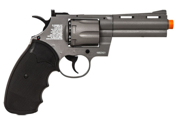 "Elite Force Airsoft 4"" CQB Revolver - ssairsoft"