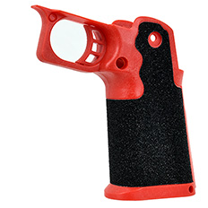Airsoft Masterpiece Skater Terrain Custom Hi-Capa Pistol Grip (RED)