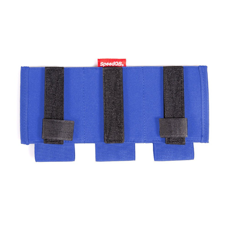 PROTON MAG POUCH – RIFLE TRIPLE – BLUE - ssairsoft