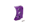 AIP trigger type F purple/short - ssairsoft