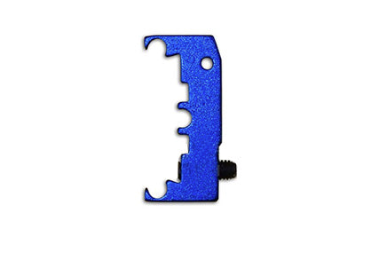 Airsoft masterpiece puzzle trigger Blue - ssairsoft