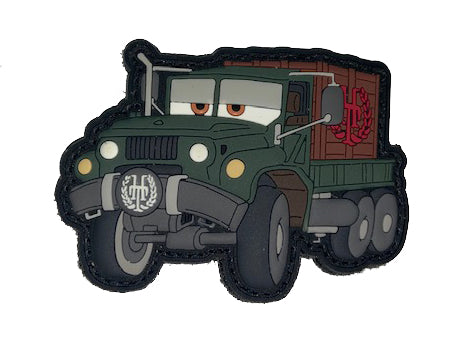 CARS Transport Truck Patch - ssairsoft