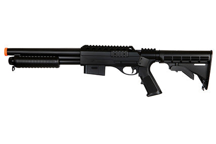 Double Eagle M500 Pump Action Shotgun w/ Retractable Stock