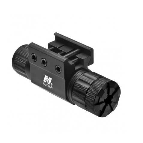 Compact Green Laser w/Weaver Style Mount - ssairsoft