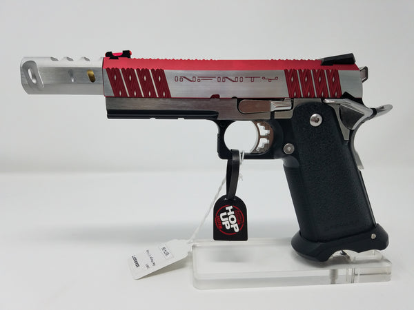Red 4.3 Hicapa with Compensator