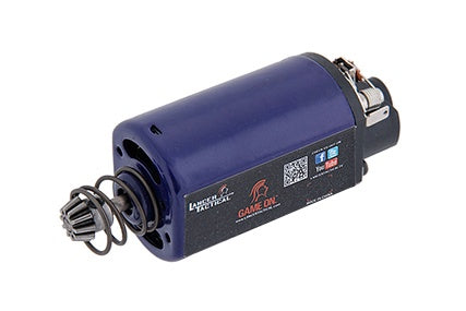 LT High Speed Motor, Short Axis
