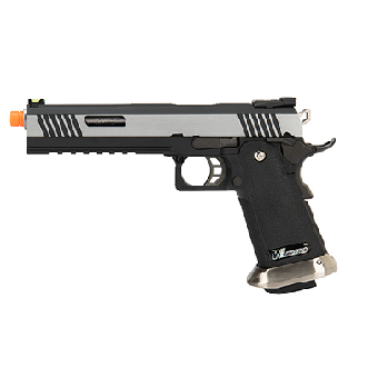 WE Tech 1911 Hi-Capa T-Rex Competition 2T No markings - ssairsoft