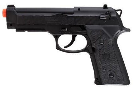 Elite Force Beretta Elite II CO2 Black - ssairsoft