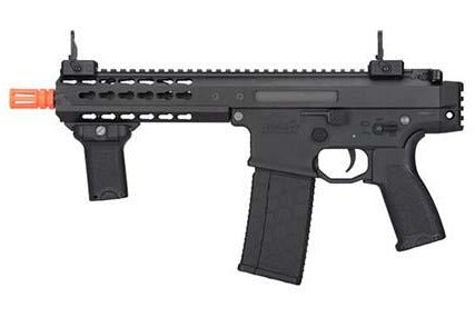 "Lancer Tactical Warlord 8"" CQB Type C (Black) - ssairsoft"