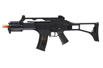 H&K G36C 6mm blk with mosfet - ssairsoft