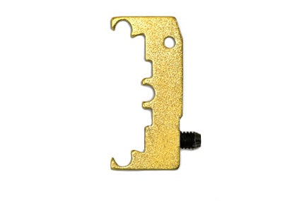 Airsoft masterpiece Puzzle Trigger Base Gold - ssairsoft