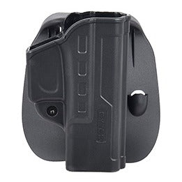 Cytac Fast Draw Hard Shell Holster for Glock [G19, G23, G32] (BLACK) - ssairsoft