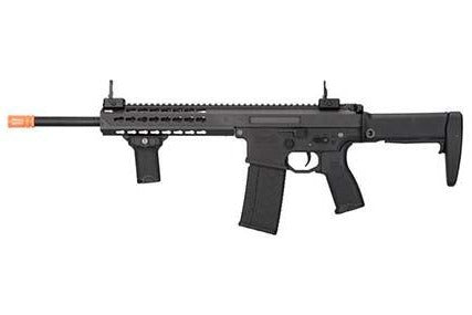 "Lancer Tactical Warlord 10.5"" Carbine Type A (Black) - ssairsoft"
