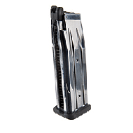 TM 31RD MAGAZINE FOR HI CAPA 5.1 (CHROME) - ssairsoft