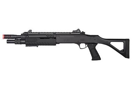 FABARM STF/12 Short Barrel Shotgun w/ Fixed Stock (BLACK)