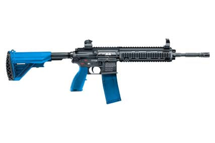 T4E Training HK416 .43cal Blue/Black - ssairsoft