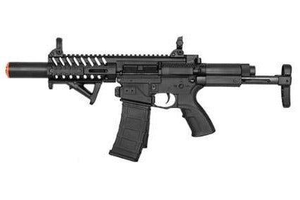 Lancer Tactical Multi-Mission PDW (Black) - ssairsoft