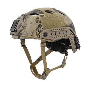HELMET PJ TYPE (COLOR: HLD) (LRG/XL) - ssairsoft