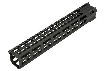 VFC SABER M-LOK 13IN RAIL 6MM BLACK - ssairsoft