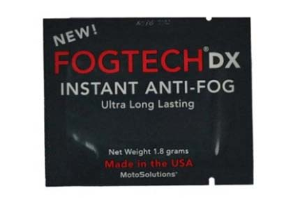 Fogtech Anti-Fog wipes