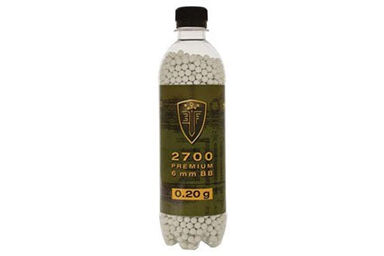 Elite Force 6mm BBS .20g  2700 - ssairsoft
