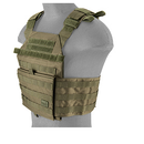 LANCER TACTICAL ASSAULT RECON PLATE CARRIER (OD GREEN) - ssairsoft