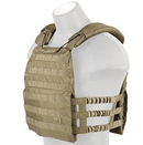 TACTICAL PLATE CARRIER (OD) - ssairsoft