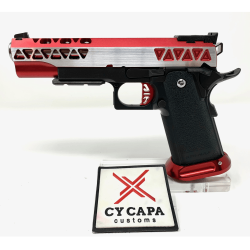 Fruit Punch Custom Hicapa 5.1 build - ssairsoft