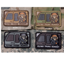 Flying Trunk Monkey Patch SWAT - ssairsoft