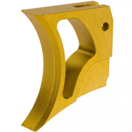 Nine Ball ROUND Trigger OMEGA GOLD - ssairsoft