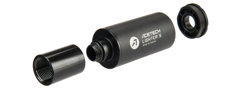 AceTech Lighter S Ultra-Compact Rechargeable Tracer Unit - ssairsoft