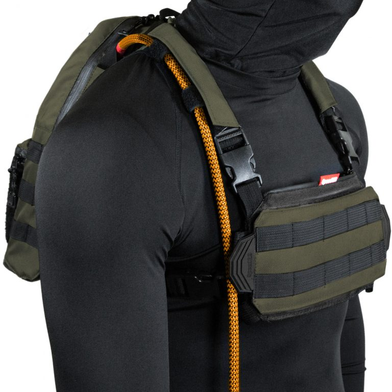 SpeedQB Atom Pack - Burnt Moss - ssairsoft