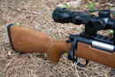 WELL VSR-10 BOLT ACTION RIFLE W/ SCOPE, SLING & BIPOD - WOOD - ssairsoft