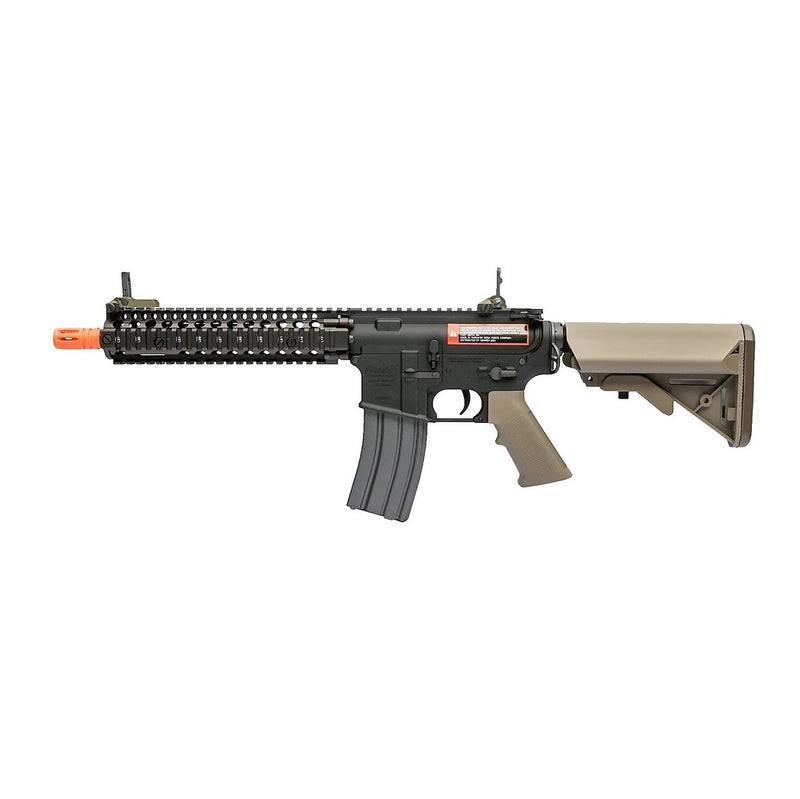 Elite Force MK18 BLACK / TAN - ssairsoft