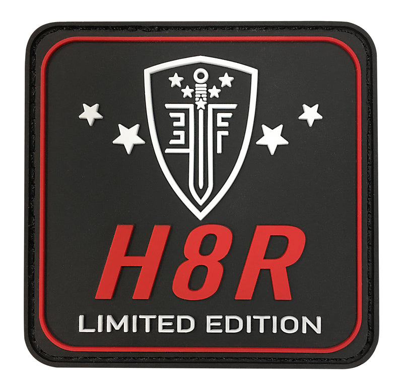 Elite Force Airsoft H8R- 6MM  Co2- Limited Edition BLACK /Red - ssairsoft
