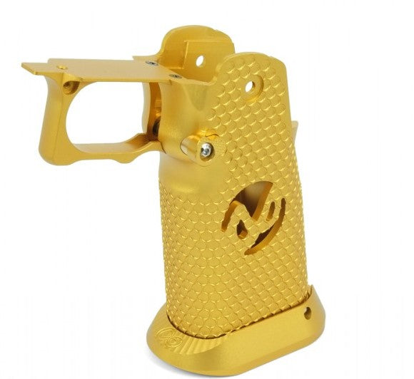 Airsoft Masterpiece Type 2 Pistol Grip for Hi-Capa Airsoft Pistols (GOLD)