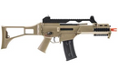 H&K G36C Competition Series Airsoft AEG Rifle by Umarex Tan - ssairsoft