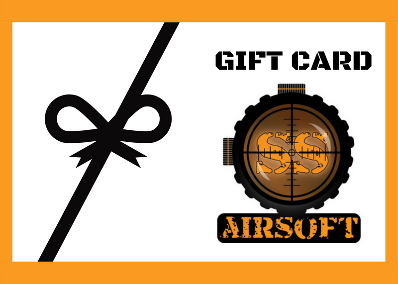 Gift Card - ssairsoft