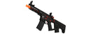 Lancer Tactical Enforcer Needletail Red/Black Alpha Stock Low FPS - ssairsoft