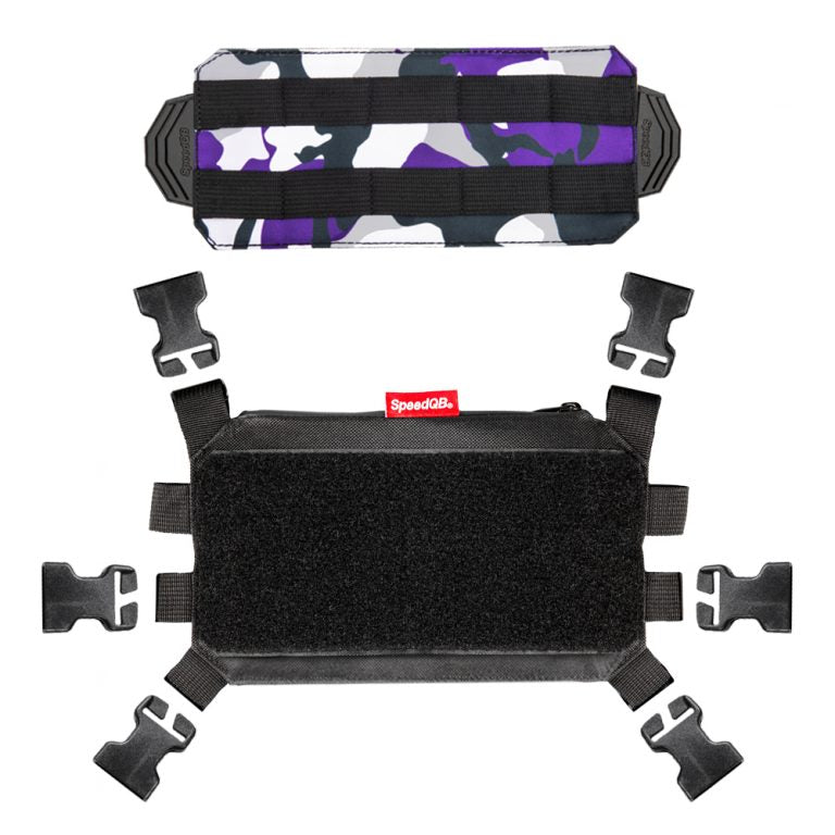 SPEEDQB NUCLEUS CHEST RIG (NCR) – PURPLE CAMO - ssairsoft