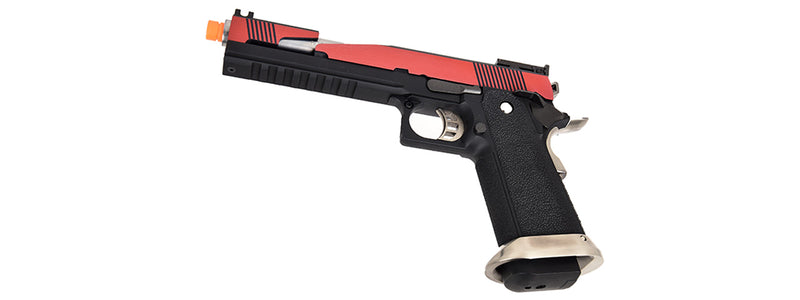 "WE 7"" NG3 Xcelerator Dragon red - ssairsoft"